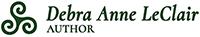 Debra Anne LeClair – The Common Hours Logo